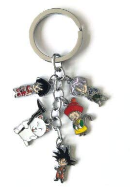 Amazon.com: Key Chains - Anime Dragon Ball Keychain Metal ...