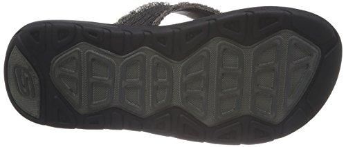 Skechers Supreme Bosnia - Zapatillas De Deporte, Hombre Negro (Blk)