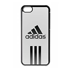 Adidas Logo_001 For iphone 5c Cell Phone Case Black pu1m0h_7597280