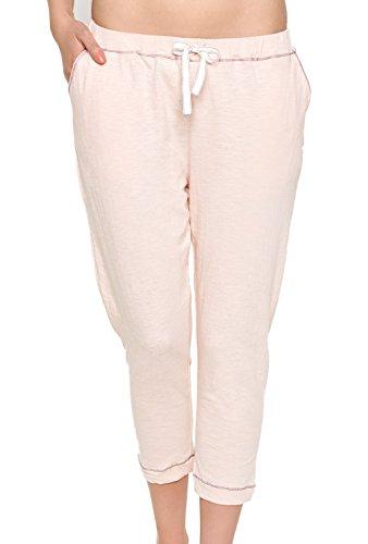 Pantalones de pijama/7 para mujer BeeDees 8-longitud 1PE86 Café Azúcar
