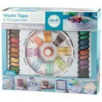 25' X 500' Roll - Washi Tape & Dispenser Memory Keepers