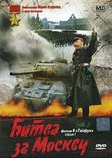 The Fight for Moscow (Bitva za Moskvu) Film 2: Tajfun (2 DVD)