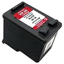 HouseOfToners Remanufactured Ink Cartridge Replacement for HP C6656 ( Black , 1-Pack )