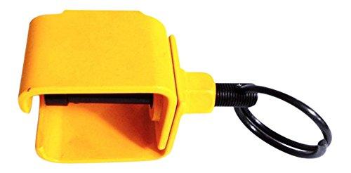 M23 Blank Adapter (BFA), Yellow, NSN 1005-01-361-8208, for M4 / (Blank Firing Adaptor)