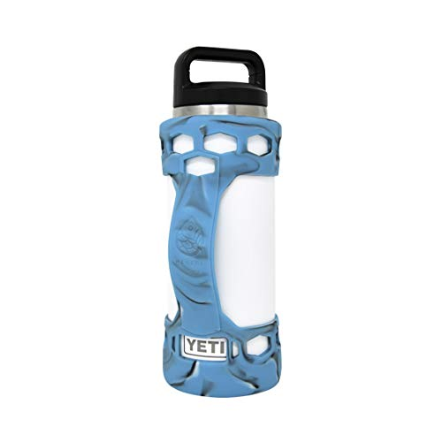 Skin About All Glow (REUZBL Bottle Bumper Silicone Sleeve Protector with Handle for Yeti Flask, 26oz 36oz (Glow, 26oz))