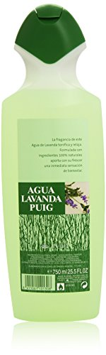 (Agua Lavanda Puig By Antonio Puig For Women. Cologne 25.5 Ounces)