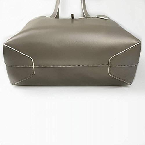 Clair Simple Femme Grand Ouvert Sac Épaule Lightning Waaxle Unique Grand Gris ZxqczF