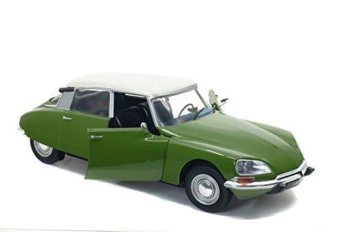 Verde muscineo SOLIDO Macchina in Miniatura da Collezione S1800703