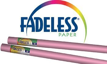Pacon Corporation Pac57260 Paper Rolls 24In X 12Ft Pink by Pacon
