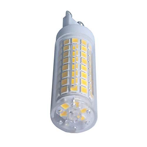 5W Dimmable G9 LED Birne Warmweiß 40W 50W 60W Halogen Ersatz Licht 500lm 220V G9 Bi-Pin Basis für Wandleuchte Deckenleuchte Kronleuchter Hauptbeleuchtung G9, 5.00W 240.00V