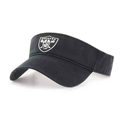 36c85c9eb OTS NFL Oakland Raiders Male Visor