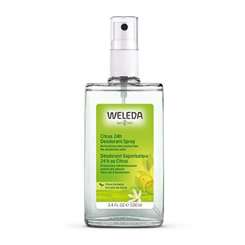 Weleda Citrus Deodorant, 3.4 Fluid Ounce