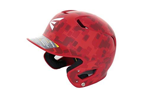 Easton Junior Camo Z5 Batting Helmet- Size 6 3/8-7 1/8 (Red) by Easton