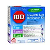 RID Complete Lice Elimination Kit 1 Each (Pack of 2)