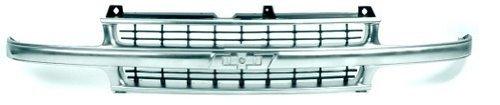 IPCW CWG-GR0407G0 Chevrolet Tahoe/Suburban Chrome/Black Grille