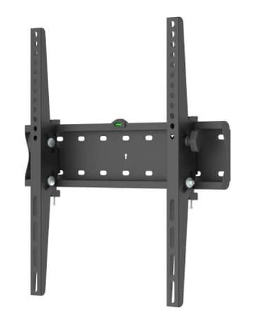 TooQ LP4255T-B - Soporte fijo inclinable de pared para monitor/TV/LED