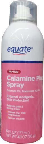No Rub Calamine Plus Spray by Equate by Equate