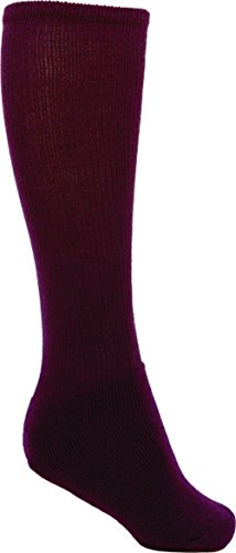 Vizari League Sports Sock, Maroon, Youth