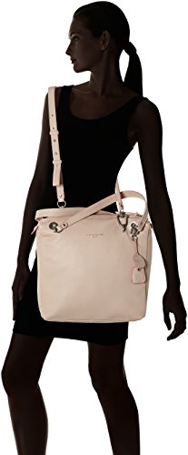 Women's Liebeskind Handle One Kalama Handbag Size Blossom Berlin Powder Top Marivi 54w47xWpqr