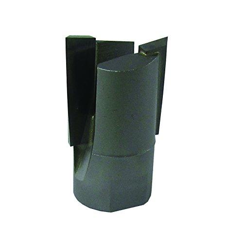 Reverse Helix Cutter - Her-Saf H-0515 Quick Change Carbide Reverse Helix Cutter - 1/2
