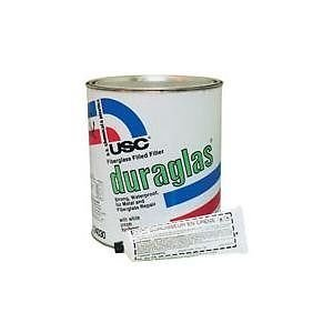 U. S. Chemical & Plastics Duraglas Fiberglass Filled Filler, Gallon (USC-24030)