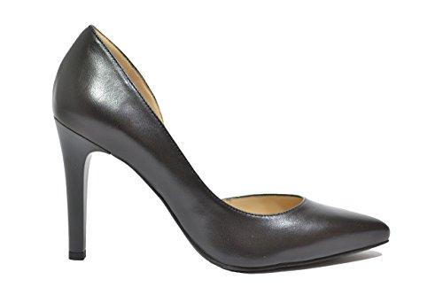 Nero Giardini Decollete' scarpe donna nero 7443 elegante P717443DE
