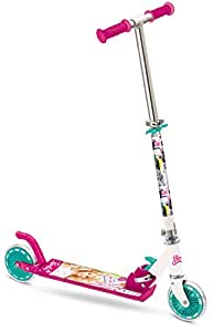 Barbie Mondo 18081 - Patinete (2 Ruedas): Amazon.es ...