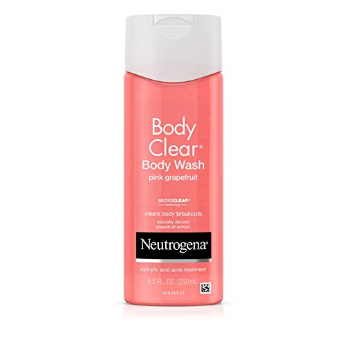 Neutrogena Body Clear Body Wash with Salicylic Acid Acne Tre