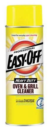 Oven and Grill Cleaner, RTU, 24 oz, PK6 by Easy Off
