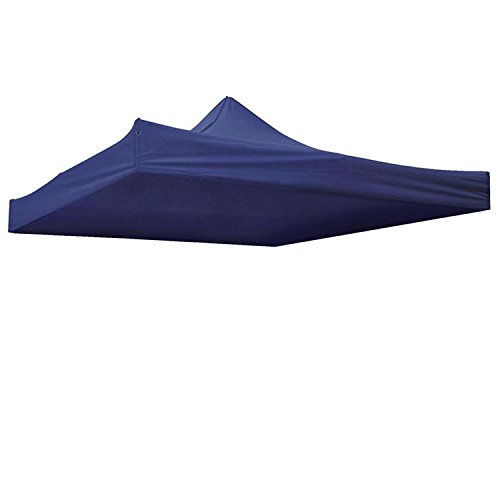KOVAL INC. Waterproof Replacement Top Cover for 10'x10'Pop Up Canopy Tent (Blue) for cheap