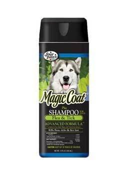 Four Paws Magic Coat Plus Flea and Tick Shampoo - 16 oz.
