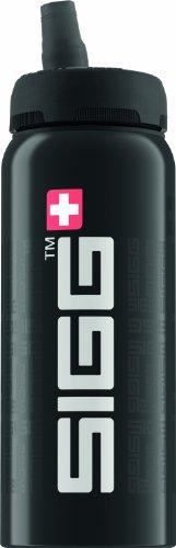 Sigg Siggnificant Water Bottle, Black, 0.6-Litre