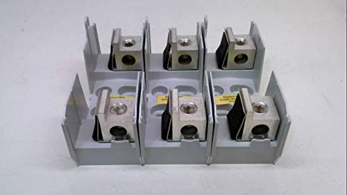 jm60200 – 3 CR – portafusibles, bloque de fusibles, 600 V, 200 A, Clase J, caja), 3 POLE: Amazon.es: Amazon.es
