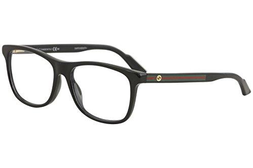 Gucci eyeglasses GG 3725 29A Acetate Black - - Glasses Reading Gucci Mens
