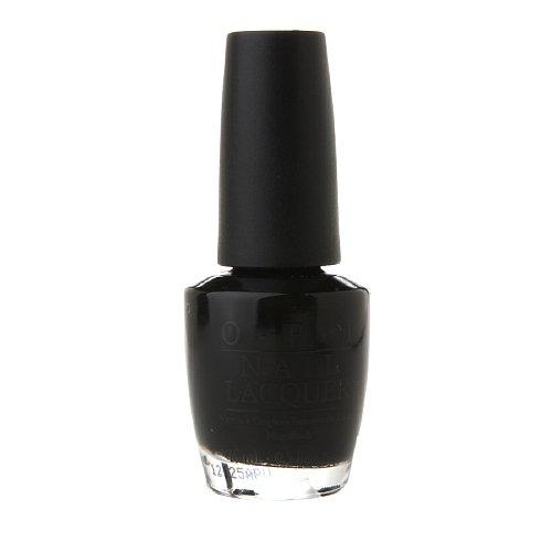 OPI Classics Collection Nail Lacquer, Black Onyx 0.5 fl oz (15 ml)