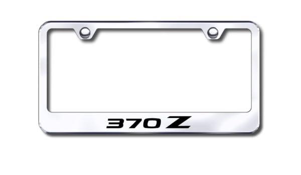 Nissan 370Z Custom License Plate Frame MrzAccessories