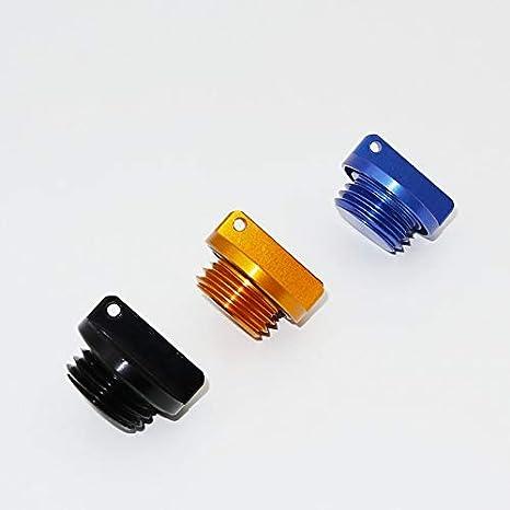 Tap/ón de aceite para motor de motocicleta ESUBOSHI para Yamaha R1 R3 R6 FZ1 FZ6//R FZ07 FZ8 FJR1300 MT01 MT07 YFM600 FZR FZS TDM XVS650 TZ250