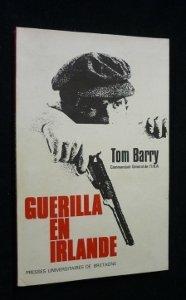 Guerilla en irlande par Tom Barry