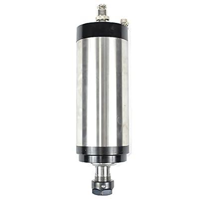 Four Bearing 3KW 4HP 3000W 220V Water Cooled Er20 CNC Spindle Motor Engraving Milling Grind Rpm24000
