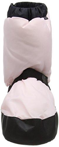 Bloch Warm Up Bootie, Unisex Adulto Stivali Rosa (cdp)