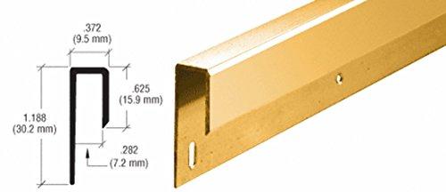 CRL Brite Gold Anodized 1/4