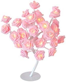 SUNA LED Rose Petite Lampe De Table Arbre Lampe, Lampe De