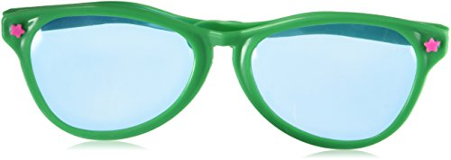 [Jumbo Sunglasses (Assorted Colors)] (Clown Glasses)