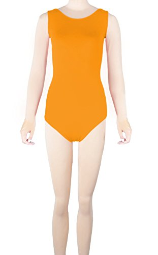 Howriis - Body - para mujer naranja