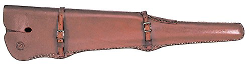 Scabbard Rifle Saddle (Colorado Saddlery The Leather Lock Scabbard, Right Hand)