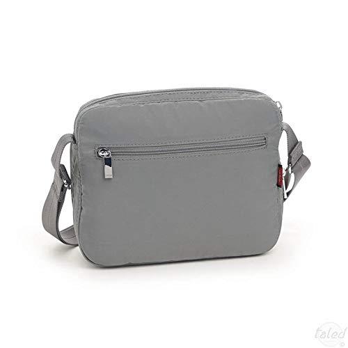 body Hedgren Women's Grey Bag Cross X1vqE