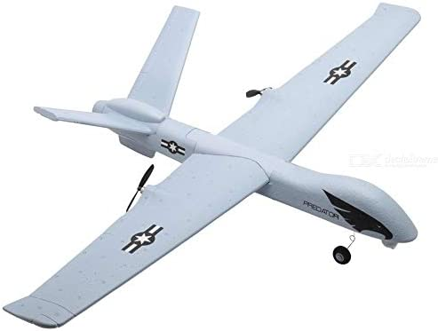 飛行機 おもちゃ どちらも子供と大人のための泡RC飛行機翼幅グライダージャイロリモートコントロール玩具 初心者 子供向け (Co