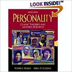 Personality classic theories and modern research miriam w flip to back flip to front fandeluxe Images