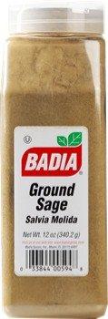 Badia Sage Ground 12 oz