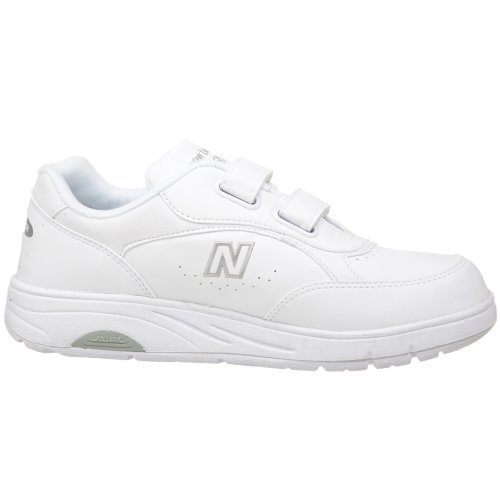 New Balance Zapatillas Para Caminar Mw811 Para Hombre (quik Cerrar) Velcro Blanco